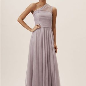 BHLDN Jenny Yoo Convertible Ryder Dress- lavender